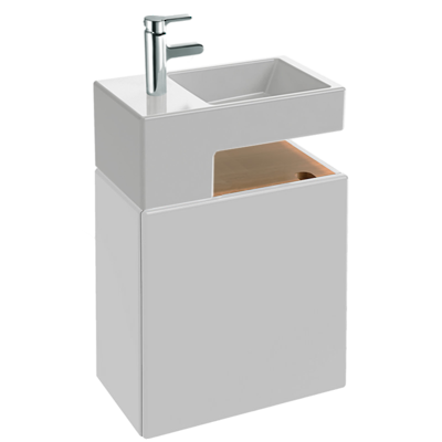 Terrace Mini Vanity (Left Hand)