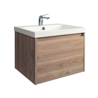 Toobi II 600mm vanity with dual drawer