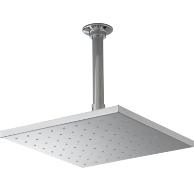 RainCan 250mm Square Shower Head