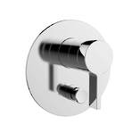 Components Shower/Bath with Diverter Thin Trim - Lever Handle (excluding valve)