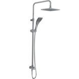 Rain Duet Shower Column with Square Head Spare Parts