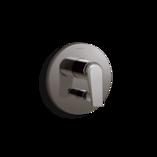 Avid Bath/Shower Mixer with Diverter Titanium