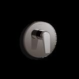 Avid Shower/Bath Mixer Titanium