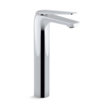 Avid Super Tall Basin Mixer Polished Chrome