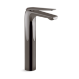 Avid Super Tall Basin Mixer Titanium