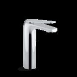 Avid Tall Basin Mixer Polished Chrome