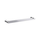 "Avid 610mm (24"") Double Towel Bar Polished Chrome"