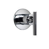 Purist Bath/Shower Mixer - Slim Trim