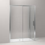 Torsion Square Sliding Door Set 1200mmx900mm Right Hand