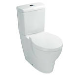 Ove Raised Height Close Coupled Toilet Suite