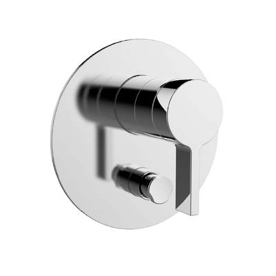 Components Shower/Bath with Diverter Thin Trim - Lever Handle (excluding valve)