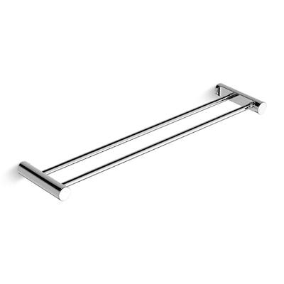 July 610mm Double Towel Bar