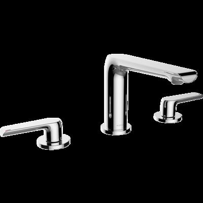 Avid 3TH Bath Set Polished Chrome