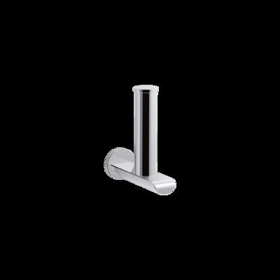 Avid Vertical Toilet Tissue Holder Polished Chrome