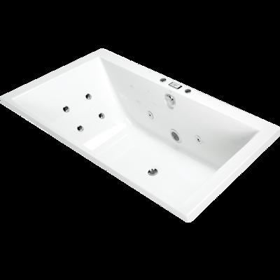 Evok Rectangular Drop-In Whirlpool (DEF)