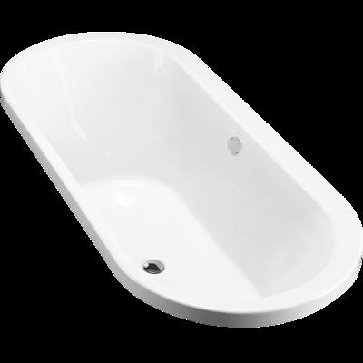 Evok Oval Drop-In Bath