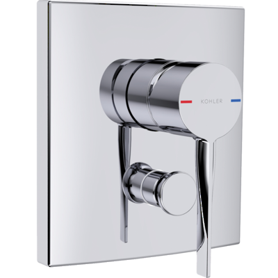 Stance Bath & Shower Mixer with Diverter