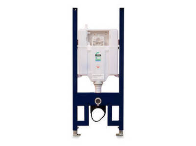Mechanical In wall Cistern 88mm (Wall Hung)