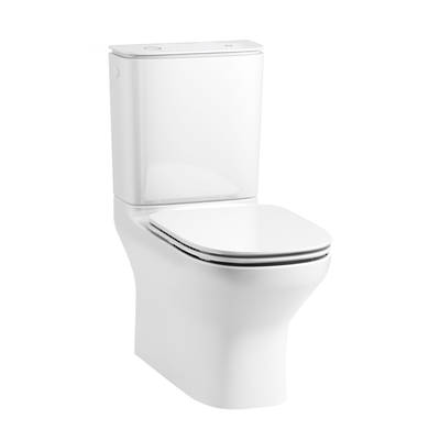 ModernLife Touchless Back to Wall Toilet