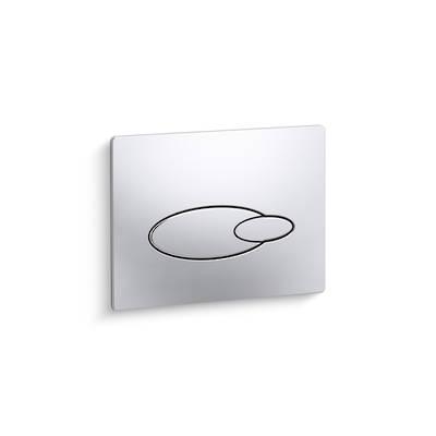 Oval Flush Plate (Mechanical)