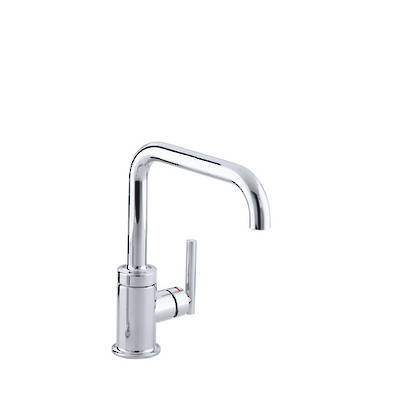 Purist Kitchen Mixer Vibrant Brushed Nickel