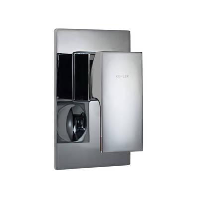 Strayt Bath or Shower Mixer - Slim Trim