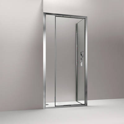 Torsion Square Corner Inswing™ Showers