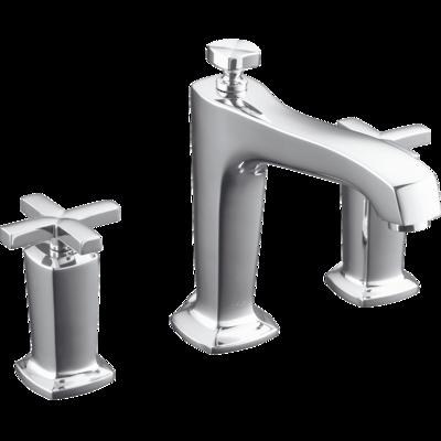 Margaux Bath Set with Cross Handles