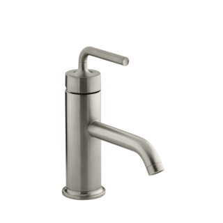 Purist Basin Mixer - PVD Vibrant Brushed Nickel