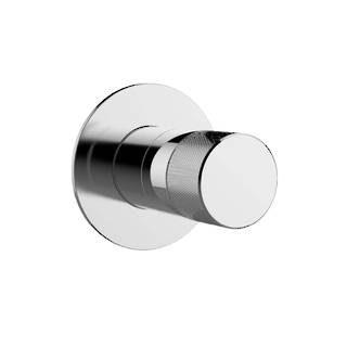 Components Shower/Bath Thin Trim - Oyl Handle (excludes valve)