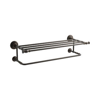 Artifacts 610mm Double Towel Shelf