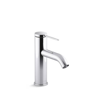 Components Single Lever Basin Mixer