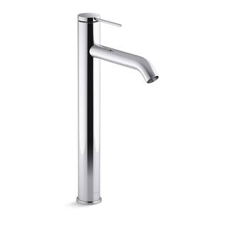 Components Tall Single Lever Basin Mixer