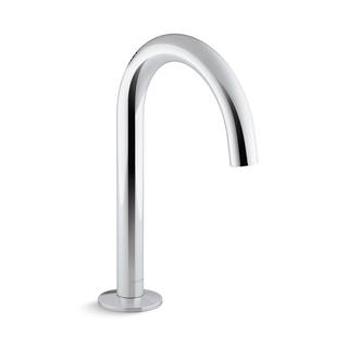 Components Hob Mount Bath Spout - Tube