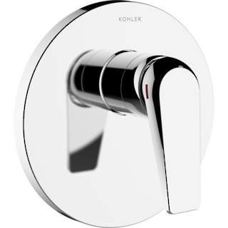 Avid Shower/Bath Mixer Polished Chrome