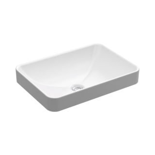 Forefront Rectangular Vessel Basin
