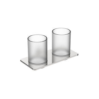 July Double Tumbler Holder