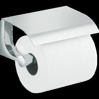 Loure Covered Toilet Tissue Holder