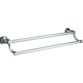 Margaux Double Towel Bar (610mm)