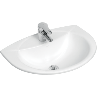 Odeon Self-Rimming Basin 1TH