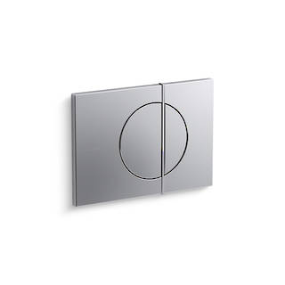 Note Flush Plate (Mechanical)