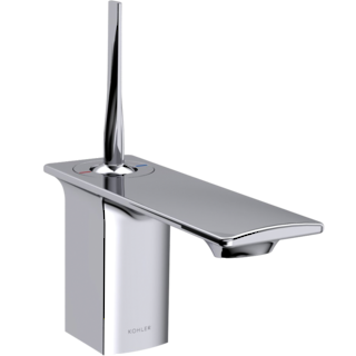 Stance Single Lever Basin Mixer
