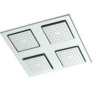 WaterTile Rain Shower Panel
