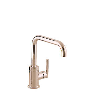 Purist Kitchen Mixer Vibrant Brushed Bronze