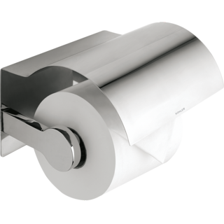 Singulier Covered Toilet Tissue Holder
