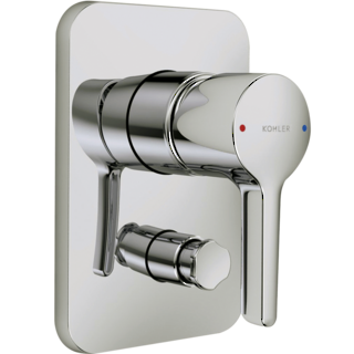 Viteo Bath & Shower Mixer with Diverter