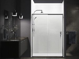 Torsion Shower Doors