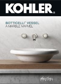 Botticelli Marble Basin