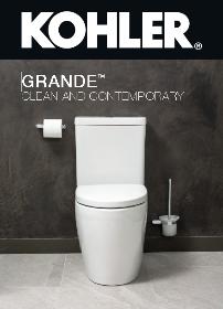 Grande Rimless Toilet