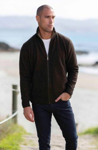 TR8003 Zip Jacket With Pockets